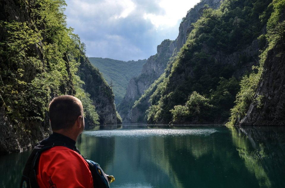 Piva Lake – Cruising tour