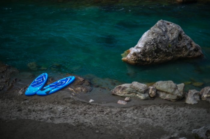 Stand Up Paddle Adventure Piva Lake