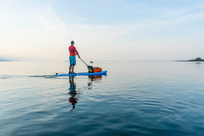 Stand Up Paddle Adventure Skadar Lake